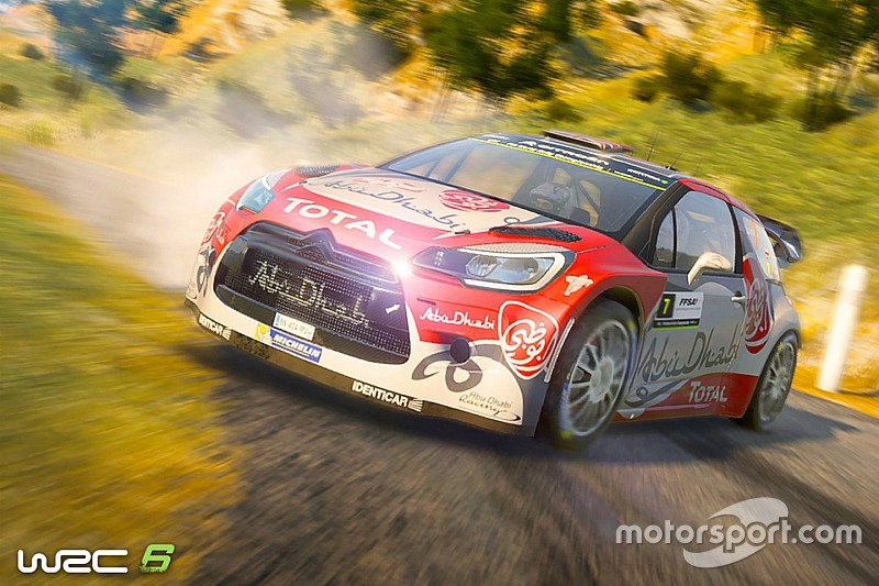 eSports WRC final to be broadcast live