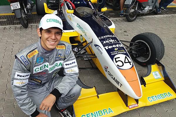 Fórmula 3 Brasil Entrevista Brasileiro finalista de F1 2017 mira carreira na Indy