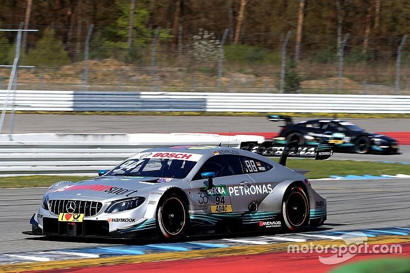 [DTM] 梅赛德斯:私人车队参加DTM不太可行