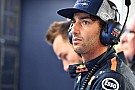 فورمولا 1 ريكاردو خضع لعملية جراحية بسيطة على إحدى شفتَيه عقب سباق الصين