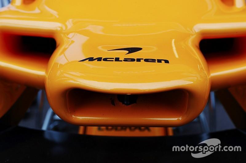 Прямой эфир: презентация McLaren