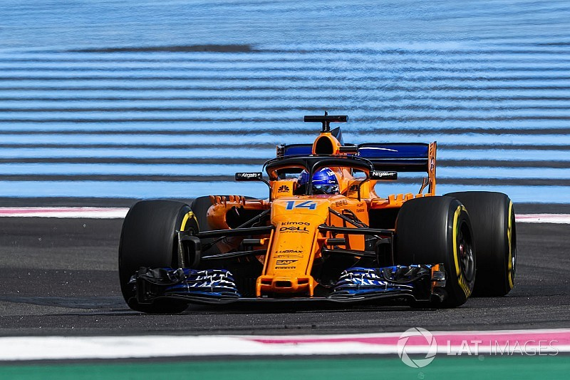 """Alonso hopes Paul Ricard misery not """"normality"""""""
