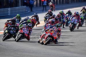MotoGP evalueert stratenrace in stadscentrum