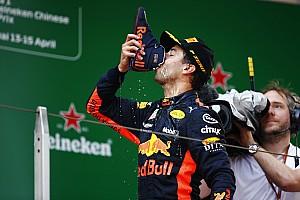 Formel 1 Rennbericht Formel 1 China 2018: Ricciardo jubelt dank goldener Strategie!