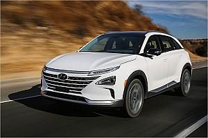 Automotive News Hyundais Brennstoffzellen-SUV heißt Nexo