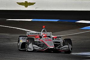 IndyCar Отчет о квалификации Пауэр завоевал поул в Индианаполисе