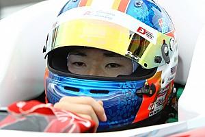 全日本F3 インタビュー 全日本F3参戦の笹原右京「F1にたどり着くため、躓くわけにはいかない」