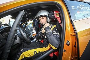 WRC Nieuws Sainz:
