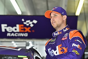 NASCAR Cup Breaking news Denny Hamlin's Short Track Showdown returns to Langley Speedway