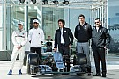 Galería: Hamilton y Bottas inauguran el centro tecnológico de Petronas