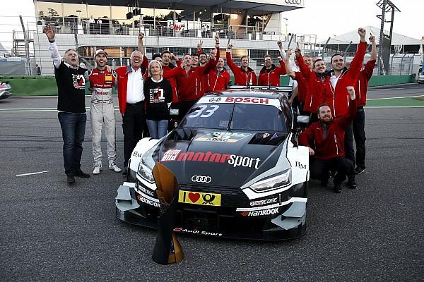 Team Rosbergs Erfolgsrezept: