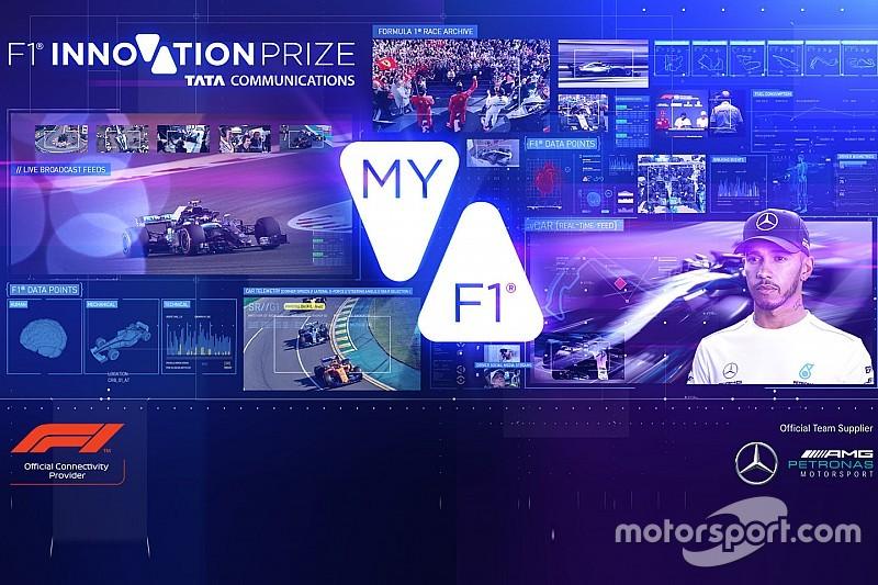 Taraftarlar yeni bir F1 yayını yapma şansı bulacak