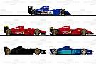 Ces F1 méconnues que Michael Schumacher a testées