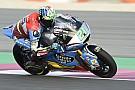 Moto2 Morbidelli qui rit, Márquez qui pleure