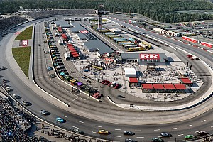 NASCAR Cup Breaking news Rebranded Richmond Raceway to get $30 million dollar facelift