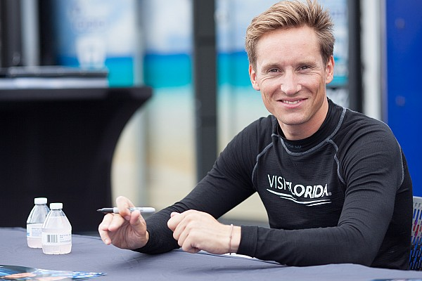 Van der Zande added to DragonSpeed LMP1 line-up