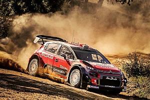 WRC Важливі новини Льоб