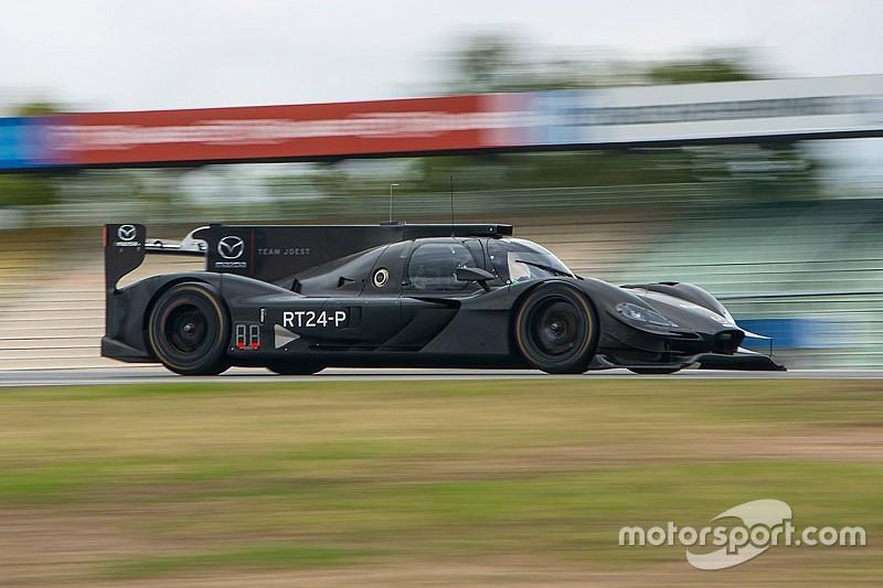 Hockenheim: Joest beginnt Testfahrten mit Mazda RT24-P