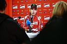 "Lorenzo: ""La Ducati es la moto más completa en mojado"""