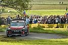 WRC Mikkelsen lidera en el comienzo del viernes en Alemania