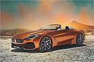 Automotive BMW präsentiert Designstudie von neuem Z4-Roadster