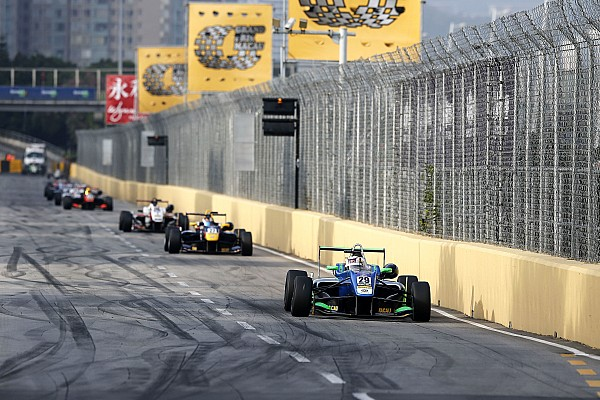F3 Breaking news Carlin: Drivers the difference between poor F3 season and Macau success