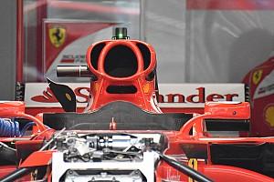 Formel 1 Fotostrecke Formel-1-Technik im Detail: Ferrari SF70H in Sepang