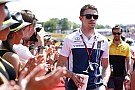 Формула 1 Ді Реста жалкує про втрачену вакансію у Williams