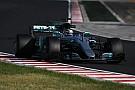 Formel 1 F1 2017: Schwacher Abtrieb gefährdet Saisonendspurt von Mercedes