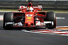 Macaristan testi 2.Gün: Sabahın lideri Vettel, Kubica yedinci