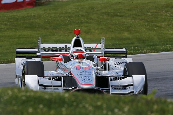 Mid-Ohio IndyCar: Power beats Newgarden to pole