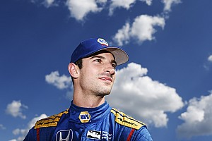 IndyCar Interview Q+A: Alexander Rossi on Alonso, Phoenix and Andretti Autosport gains