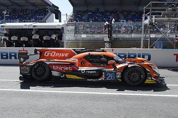 Le Mans Rusinov: Le Mans carryover penalty