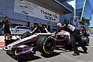 Формула 1 Гран При России: лучшие фото четверга