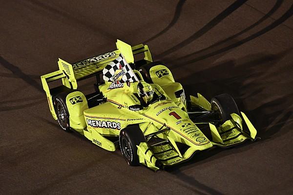 IndyCar у Фініксі: Пажно здобуває свою першу перемогу на овалі