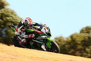 World Superbike Practice report FP3 WorldSBK Portugal: Rea tercepat, Sykes kecelakaan