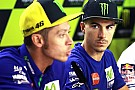 MotoGP Yamaha: Rossi-Vinales relationship
