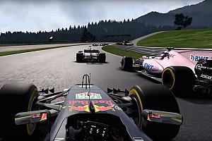 eSport Motorsport.com hírek F1 2017: ilyen a játék egy fullos videokártyával