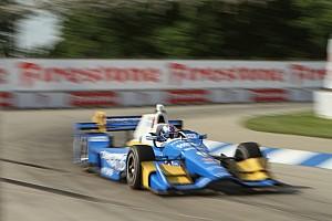 IndyCar Réactions Dixon: