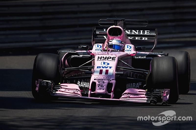 """【F1】クビアト""""撃墜""""のペレスを「無謀ではない」と、チームは支持"""