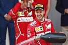 Феттель встал на защиту тактики Ferrari на пит-стопах