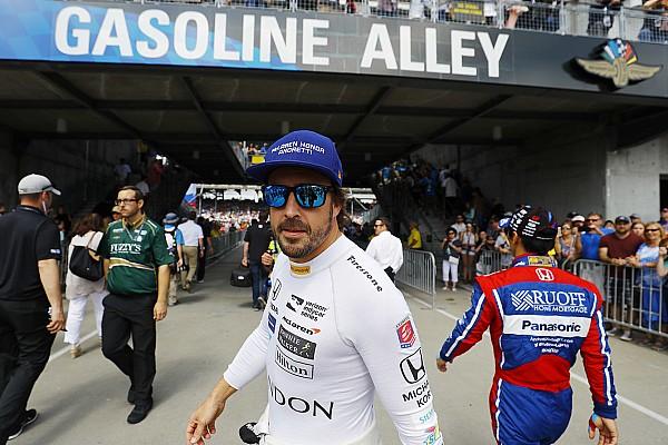 Формула 1 Новость Алонсо задумался о переходе в IndyCar