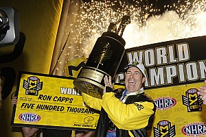NHRA Preview Capps ready for title defense in 2017