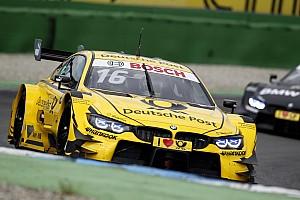 DTM Testverslag Timo Glock verbetert ronderecord Hockenheim op slotdag DTM-test