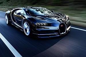 Auto Actualités Bugatti Chiron - Moins d'une minute pour le 0-400-0km/h!