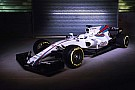 فورمولا 1 ويليامز تُطلق سيارتها الجديدة لموسم 2017 بشكل رسمي