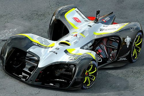 """RoboRace: """"Dieses Auto ist aus der Zukunft und es ist jetzt da"""""""