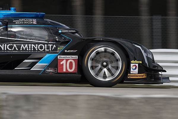 Sebring 12h: Cadillac con triple en la segunda práctica