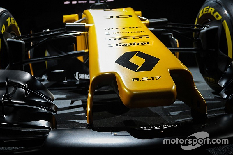 Adopting a Mercedes approach key to Renault progress - Bell