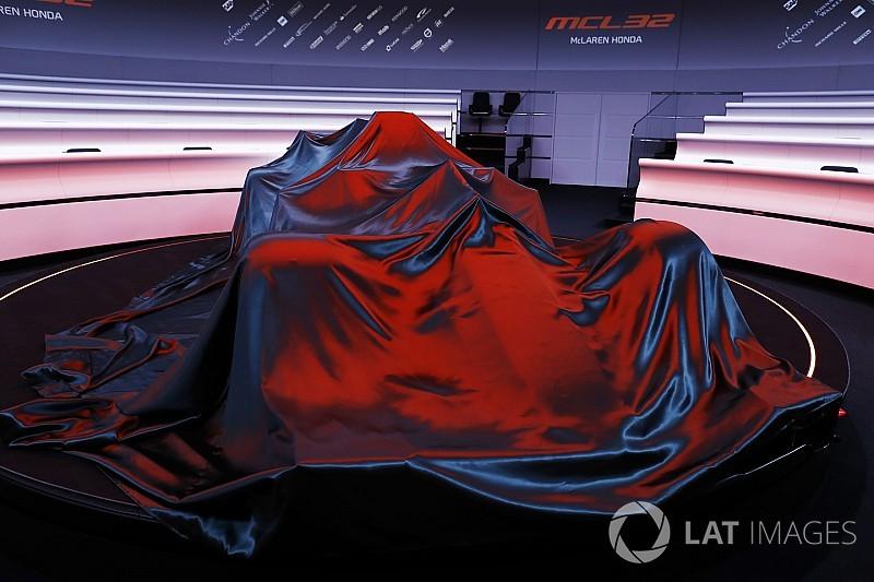 McLaren tetapkan tanggal peluncuran mobil F1 2018